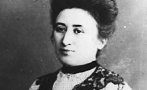 Lesung Bruno Kern: Rosa Luxemburg – Märtyrerin der Menschlichkeit