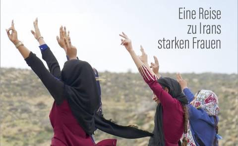 Ulrike Keding: Die heimliche Freiheit – Eine Reise zu Irans starken Frauen