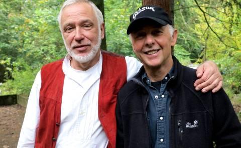 Konzert Rainer Weisbecker und Bodo Kolbe