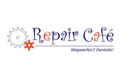 Repair Café - Wegwerfen? Denkste!
